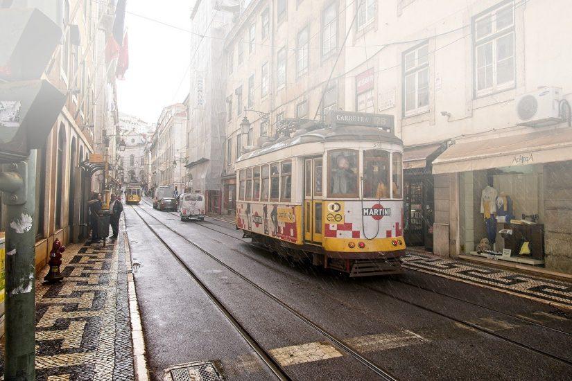 Een stedentrip Lissabon lijkt me geweldig!